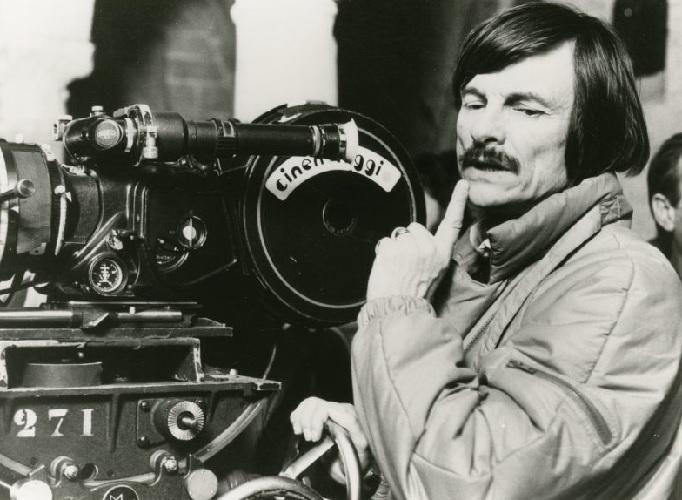 Rus yönetmen Andrei Tarkovski